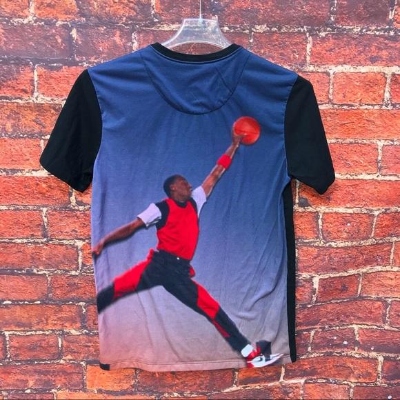 08f7771a Jordan Shirts | Michael 23 Large Back Graphic Tshirt | Poshmark